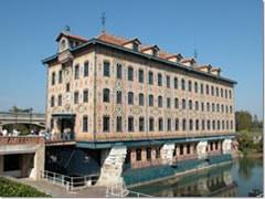 旧ムニエ・チョコレート工場