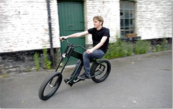 Shocker(ショッカー)自転車