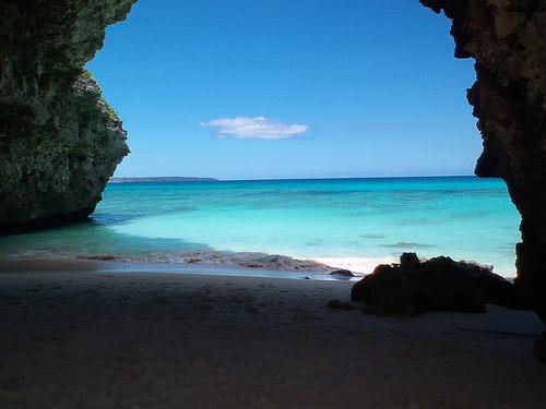【沖縄】宮古島の砂山ビーチ