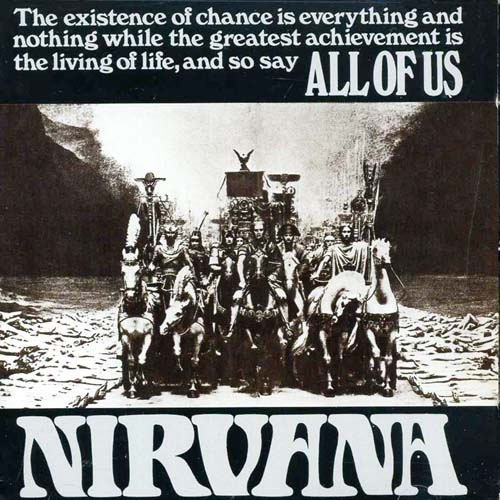 All Of Us/Nirvana