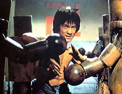 映画「ジャッキー・チェンの少林寺木人拳」の画像